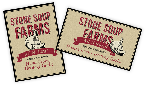 Stone Soups Farms Cards