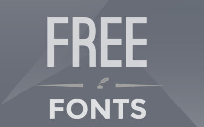 10 Free Beautiful San Serif Fonts