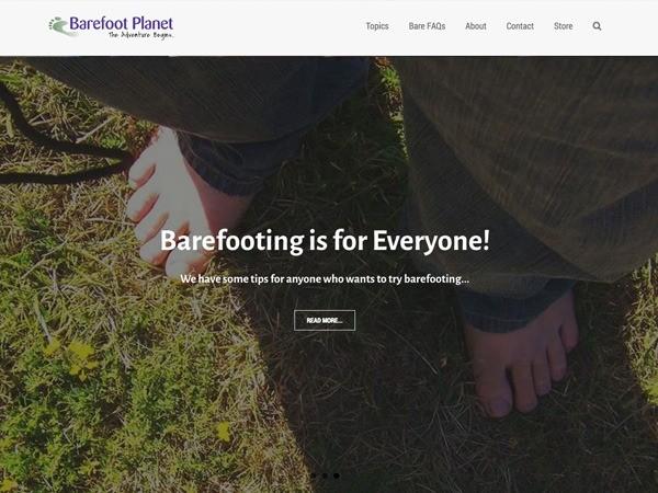 Barefoot Planet Website