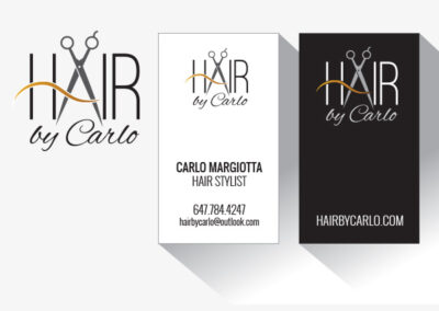 Hair by Carlo Branding