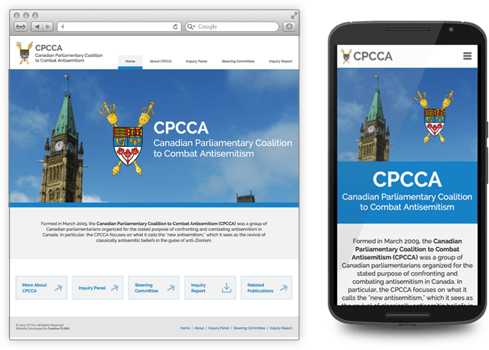 CPCCA Home Page
