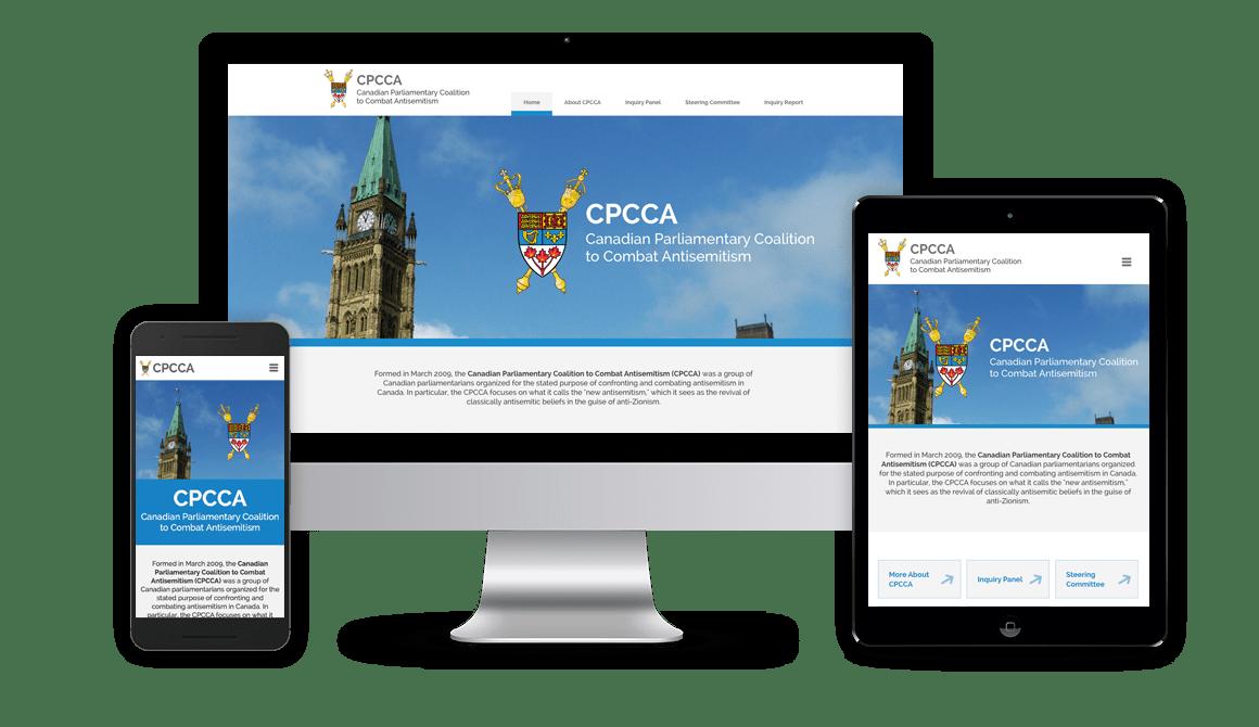 PCCAC Website